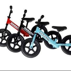 Balance bike push bike sepeda anak sepeda murah
