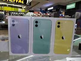 Iphone 11 128 gb bisa cash & kredit free 1x cicilan di Qstore tangcity