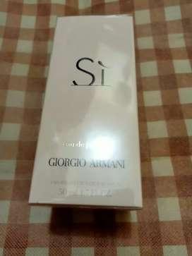 Parfum Giorgio Armani 'Si' original
