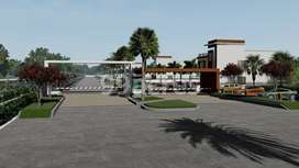 Plots and villas are available at Offer price In Devanahalli