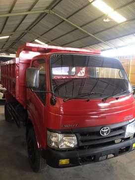 DYNA Dump truk 130 HT thn 2014