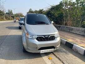 Mahindra e2o plus p6 under warranty