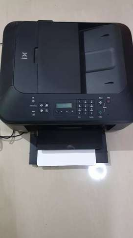 Printer Canon MX 397 print scan copy dan Fax