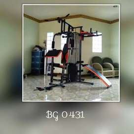 Home Gym 3 Sisi // Paramoud IN 15R21