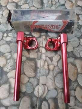 Stang NU Racing Project Merah Ninja 250cc