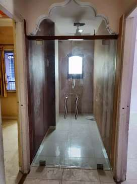 2 bhk flat with 24 hrs water supply near valsad railway station