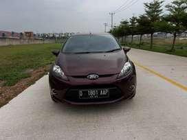 Dijual Ford Fiesta S Automatic 2013 Low Km 70rban Tdp 15jt