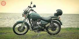 Well maintained RE Thunderbird 350