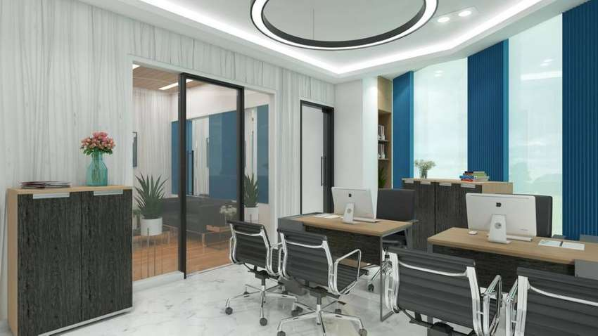 653 SQ Ft Second Floor Office For Sale in Opal Square Islamabad 0
