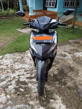 Saya menjual motor Vario 2016 ( Rp. 13.500.000 )