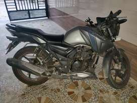 Apache rtr 160.. Single hand used.