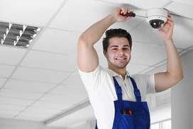 CCTV Technical Supervisor cum Admin