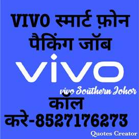 Apply job for Vivo mobile company