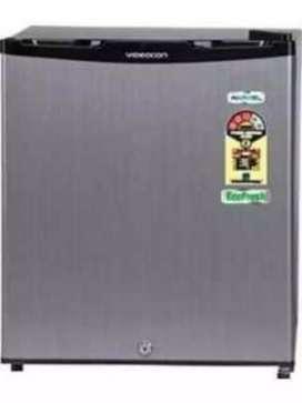 Deep and normal fridge