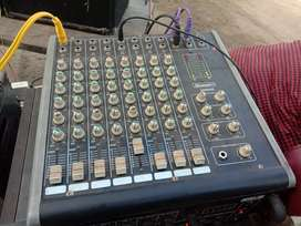 DJ sound  professional ahuja set hai