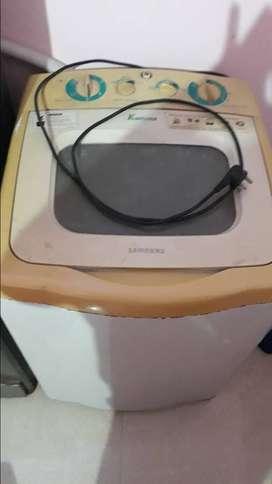 Samsung semi automatic top loading