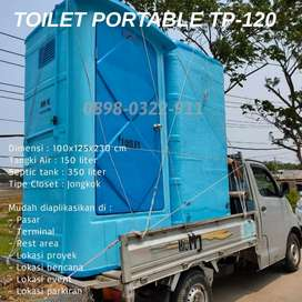 Toilet Portable Besar