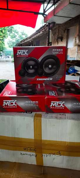 Sale promo murah,\\speaker mtx 6.5