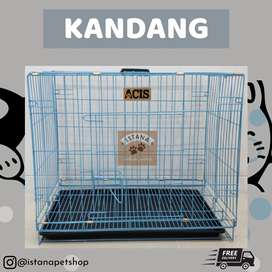 Kandang Kucing Uk 60