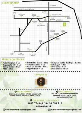 Villa Plots for Sale at Undri Pisoli Road