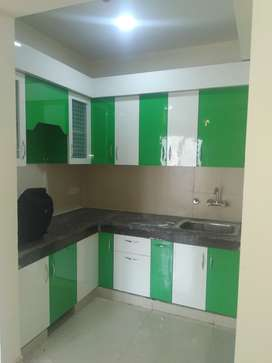 2 BHK Semi furnished flat on rent in panchsheel Greens 2
