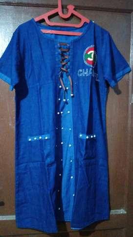 Baju dress leee