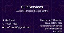 Urgently required technician or helper in Godrej service center
