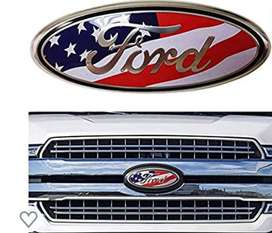 Ford F-150 Front Grill Monogram