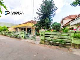 Rumah Plus Kost LT=1145 m2 Timoho, Umbulharjo Tepi Aspal 5m Dekat UIN