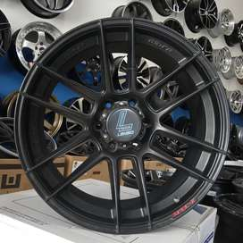 Lenso Projectd Ring 20x9 pcd 6x139,7 Everest,Fortuner,Triton