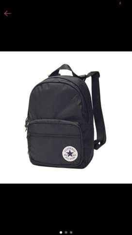 Converse Unisex go backpack - black