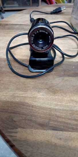 PC WebCam with USB connection