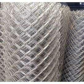Fencing chain link and barbed wire (கம்பி வலை & முள் கம்பி)