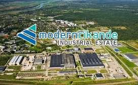 Dijual murah lahan industri di kawasan industri modern Cikande
