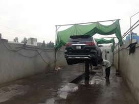 Car wash lift for sale