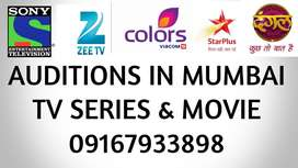 LOOKING A (MALE/FEMALE) FRESHER ARTIST FOR ONGOING TV SERIAL