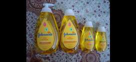 Johnson's baby shampoos Quantity Only