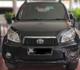 Toyota Rush Metik AT G 1.5 Th 2014 Hitam Orisinil Bagus Murah #Terios