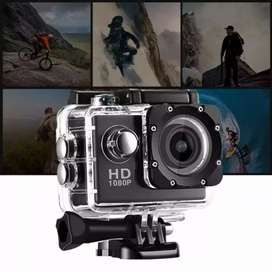 Action Camera Full Hd 12mp Wifi Cam with free Waterproof Casing