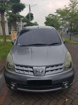 Nissan Grand Livina XV AT Tahun 2010