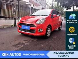 [OLX Autos] Daihatsu Ayla 2016 1.0 X A/T Bensin Merah #Arjuna Tomang