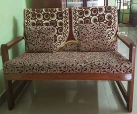 Teek wood Sofa Set