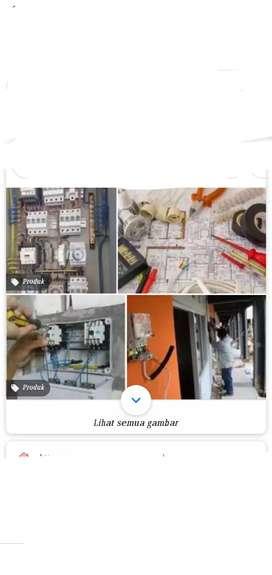 RAJA menerima pemasangan instalasi listrik
