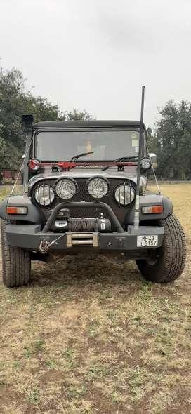 Mahindra Thar CRDE 4X4 BS IV, 2014, Diesel