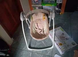 Ayunan anak elektrik baby elle 2nd