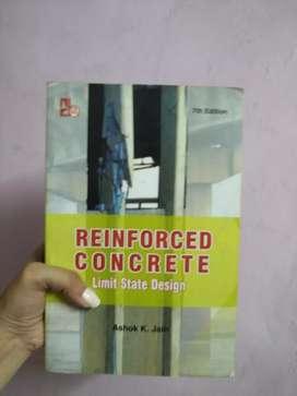 Reinforced Concrete Structures Text book (RCS)