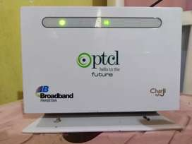 PTCL CHARJI ROUTER