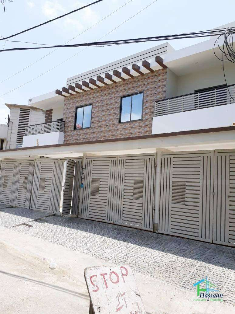 Brand New Bungalow Portions at PECHS Block-2 0