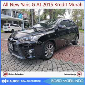 [DP30jt] All New Yaris G At 2015 Istimewa Kredit Murah