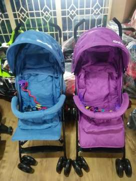 stroller baby space